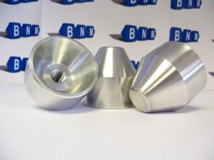 Dart Nose 129808 Aluminium