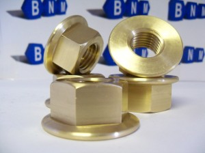 Din 6923 Nut Bronze M20 129829