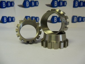 129999 BloeDown Ring Type 3500 Titanium B348-2