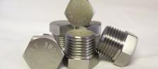 130996 32760 F55 1.4501 0.500 NPT HEX HEAD PLUG [stainless steel]